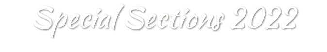 Special Sections 2021